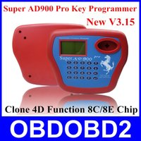 ad clone - Super AD900 Pro Clone Transponder Key Programmer New V3 Supports D Function Read C E Chip AD Key Programmer