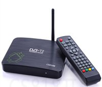 Wholesale 2015 hot G BOX m6 Dual Core TV BOX Cortex A9 LAN G G Support Youtube built in wifi