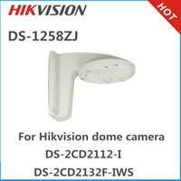 Wholesale Hikvision DS ZJ Bracket Wall Mount bracket cctv accessories For HIKVISION cctv Dome Camera DS CD2132F IWS DS CD2132F IS DS CD2132F I