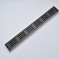 Wholesale And Retail Bathroom Modern Square Oil Rubbed Brone Floor Drain Bath Floor Grate Waste Drainer