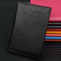 Wholesale Wallets Holders Card ID Holders New High Quality Travel Passport Holder Card Cover on the Case for Women s Men Adventure porta