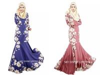 islamic clothing - New Design Modest Muslim Clothing Islamic Clothing Abaya Islamic Wear Fashion muslim long dress Stock item