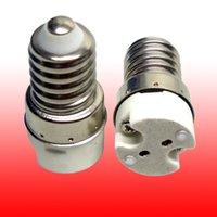 basse lead - E14 screw base lamlp holder convert toMR16 G4 G5 adapter interface converter matching basse holder connecter for led bulb lamp