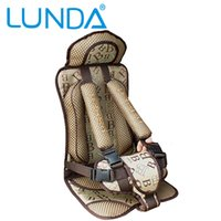 Wholesale Child Safety Car Seats Thickening Years Baby Car Seat baby auto cushion