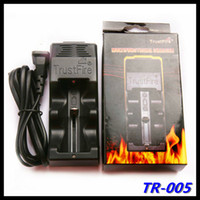 battery charger current - Authentic Trustfire Slot Charger TR005 Single Battery Multi Functional Charger with Over Charging Current Protection DHL Free