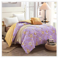 Wholesale Environmental Cotton Twill Duvet Set Flowers Printing Duvet Cover Quilt Cover Comforter Cover Sizes Available Post
