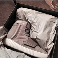 Cheap Best Quality Yeezy 750 Boosts Kanye West Yeezy Boost Sports Classic Yeeze Running Men Fashion Sneaker Shoes Boosts With Box Free Shipping