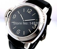 Cheap Luxury AAA Top QualityFactory Supplier HOT Stainless Steel Black Dial automatic Mens Men's Watch Watches RARE Pam 219 00219 Pam219