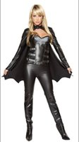 adult bat costume - RB1258 Hot Sale High Quality Beautiful Sexy Bat Woman Costume Fancy Costumes For Adults