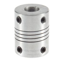 Wholesale 5x8 mm Motor Jaw Shaft Coupler mm To mm Flexible Coupling OD x25mm Hot Selling