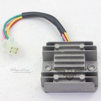 Wholesale High Quality Wires Voltage Regulator Rectifier ATV GY6 cc Scooter Moped JCL NST TAOTAO