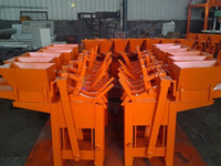 Wholesale Interlock brick machine Manual concrete clay block making machine
