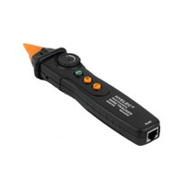 Wholesale Pro RJ45 RJ11 Network Cable Wire Tracker Telephone Line Tester MS6816 New Hot New Arrival