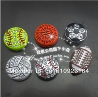 Wholesale mixed style sports ball Slide Charm mm slide accessory diy dogs and cats necklace charm