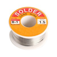Wholesale 1 mm New Tin Lead Tin Wire Melt Rosin Core Solder Soldering Wire Roll