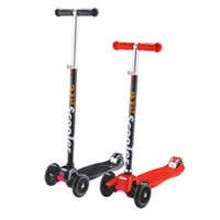 Wholesale Children Kick Scooters Colors Colorful Scooters Outdoor Sports Wheels Balanced Car Mixed Delivery
