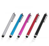 Wholesale 1 Touch Screen Pen Universal Capacitive Stylus For Phone Tablet