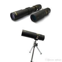 Wholesale Genuine NIKULA Hunting Scopes Telescope HD green film Optics Monocular Telescopes Telescopic zoom Hunting mirror Outdoors Equipment