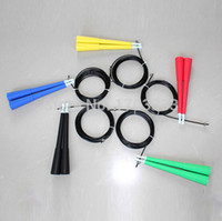 jump rope wholesale - Fitness crossfit skipping ropes speed jump rope jump TPU skipping rope handle gym training sports exercise