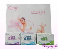 19 packages sanitary pads - Maike MH2752 Lovemoon Qiray Anion Sanitary napkin Sanitary towels pads Panty liners one Packages
