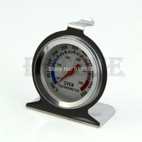 Wholesale B39 Newest Home Kitchen Food Meat Dial Stainless Steel Oven Thermometer Temperature Gauge