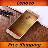 Wholesale Newest lenovo vibe x2B Smartphone GB RAM GB ROM Android MTK6592 Octa Core MP Camera quot x1080p FHD Screen LTE Movil Phone