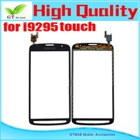 For Samsung active digitizer - 5pcs hotsale High Quality new touch screen digitizer for Samsung Galaxy S4 Active i9295 touch screen brand new