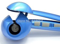 Wholesale Hot sale Pro Perfect Titanium Automatic Hair Curls Hair Curlers Roller Styling Tools Dual Voltage