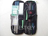 Wholesale KLOM Auto Quick Open Kit cross pick lock Pick Gun key reader Lock Pick Set unlock tool Locksmith Tool open reader