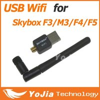 Wholesale RT5370 USB wifi with Antenna M USB WiFi Wireless Network Card n g b LAN Adapter for skybox openbox zgemma cloud ibox