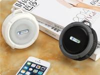 Cheap C6 IPX7 Speaker Best Waterproof bluetooth speaker