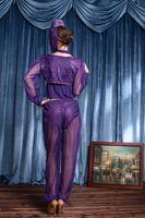 adult dancing dress - purple sexy Indian dance costume women belly dance dress adult party dress MS6537