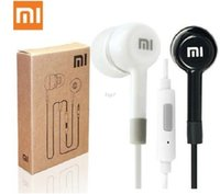 Wholesale 2016 Xiaomi Headphone Headset Earphone For Xiaomi M2 M1 S Samsung s5 s4 s3 For iphone s s MP3 MP4 With Remote And MIC