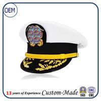 airline pilot hats - Party Karneval Carnival Airline Captain pilot aviator hat