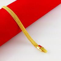 beautiful jin - Yi Gu beautiful alluvial gold bracelet K Miss Jin Nanshi BraceletProduct Name C014