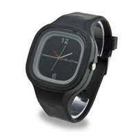 wholesale men sport with best reviews - New Fashion Geneva Watches Multiple Color Watches Silicone Sports Watches Cartoon Watches Wrist WatchesFor Women Men Watches