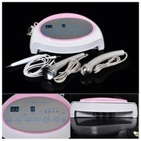 ultrasonic spot remover beauty - 2015 in1 MHz Ultrasonic Ultrasound skin Spot remover Mole Tattoo Removal Body Therapy Face spa device Massage instrument Beauty Machine