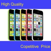 Wholesale Original Refurbished Apple iPhone C Unlocked Mobile Phone iPhone c Inch IPS Capacitive Original DHL Free