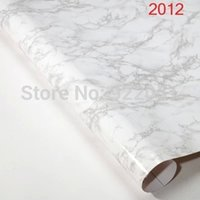 Wholesale High quality Marble Furniture innovative sticker waterproof self adhesive wallpaper Refurbished wall sticker
