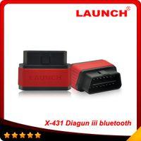 al por mayor x431 en línea-2015 vendedora superior X431 Diagun III Bluetooth ejecución de las actualizaciones en línea X-431 Diagun iii alta calidad en la acción