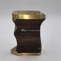 Cheap 18650 Sniper box mod Best 18650 Metal wooden sniper mod