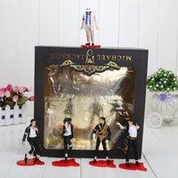 michael jackson - Michael Jackson PVC Action Figure MJ Collection Model Toy cm New in Box set