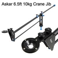 Askar 190cm 1,9M Handycam Video DVCam 10 kg Caméra DSLR Potence avec sac