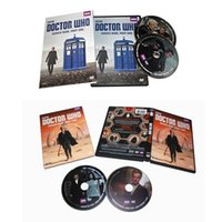 Wholesale Doctor Who Series Seasons Disc Set Boxset US Version New via DHL