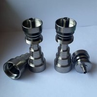 Wholesale NEW ROCKBROS titanium nail IN domeless titanium nail with male and female joint