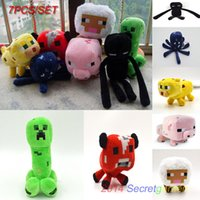 Cheap Minecraft dolls Best Minecraft plush toys