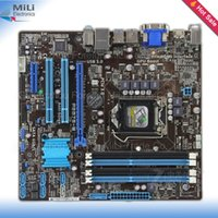 asus mini desktop - For Asus P8B75 M Original Used Desktop Motherboard For intel B75 Socket LGA DDR3
