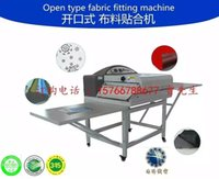 Wholesale Lining cloth bonders clothing hot stamping machine Clothing laminating machine Clothes bonders