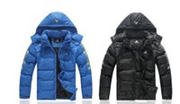 Wholesale Winter New Fashion Men s Cotton padded clothes Sports Coat Outdoor Down jacket coat