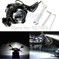 Wholesale B39 Motorcycle U5 W CREE LED Driving Fog Head Spot Light White Lamp Headlight
